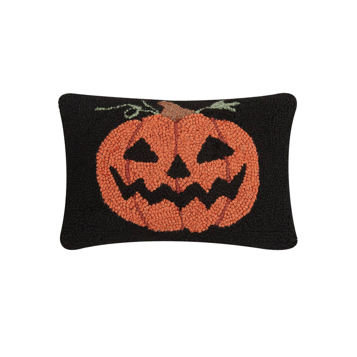 Jack-o'-lantern Hook Pillow