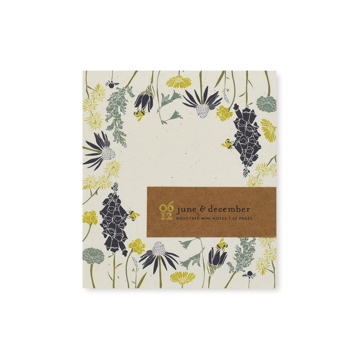 Honeybee Mini Note Pad