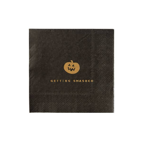 "Halloween Icon 5"" Napkins"