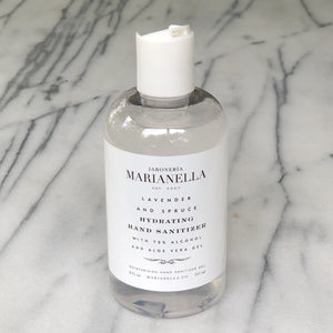 Lavender and Spruce Hydrating Hand Sanitizer Gel