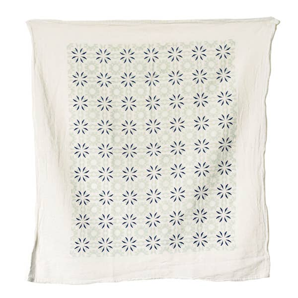 Chicory Towel, Mint