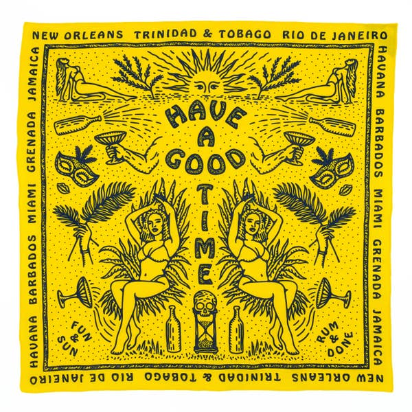 Good Time Bandana