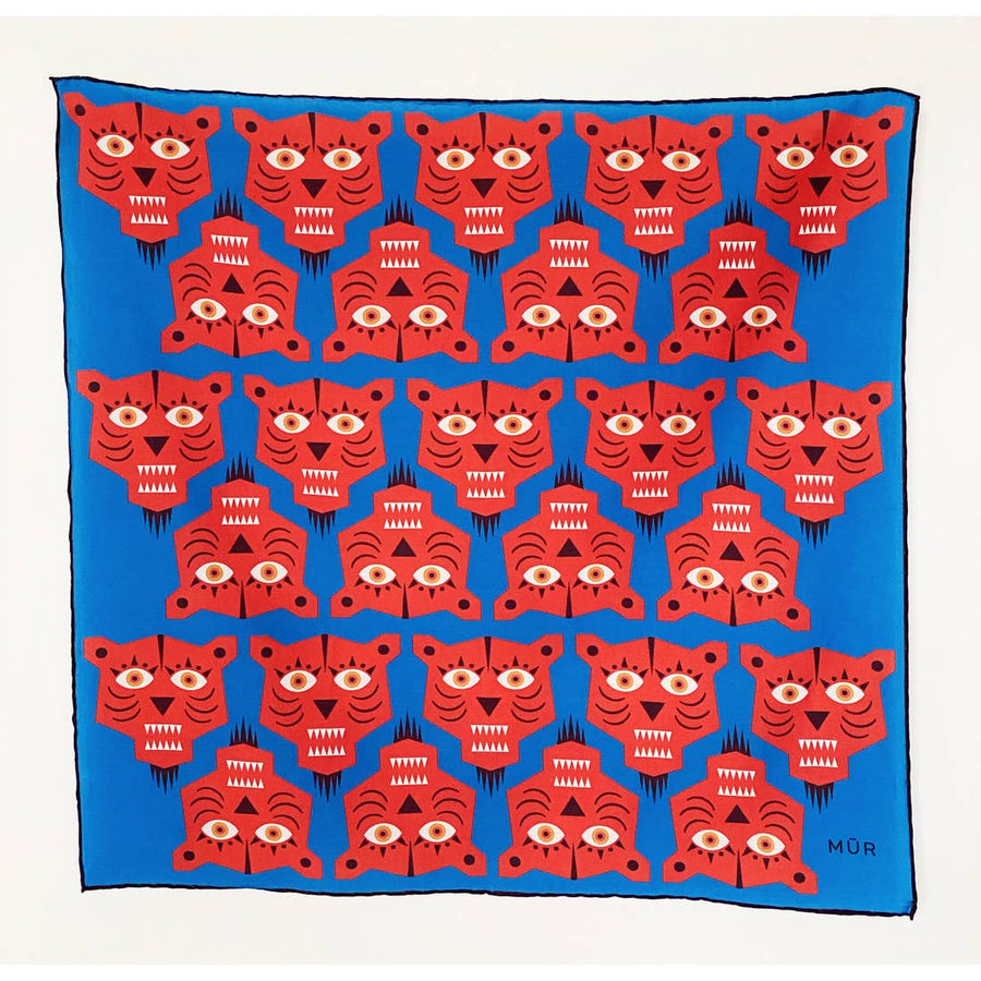 Eye Love Tiger Bandana