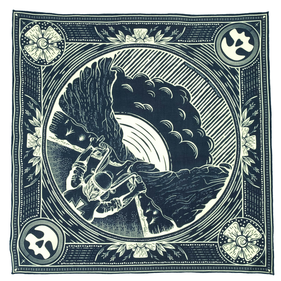 Destination Nowhere Bandana