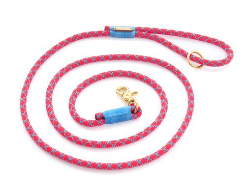 Double Diamond Climbing Rope Dog Leash