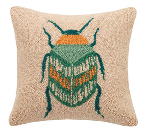 Ethereal Garden Bug Pillow