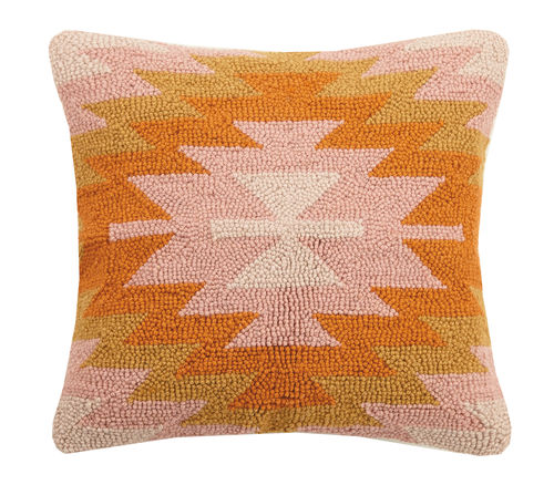 Pastel Kilim Pillow by PKHC