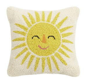 Happy Sun Pillow