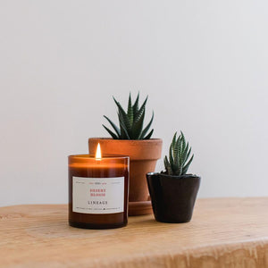 Desert Bloom Candle
