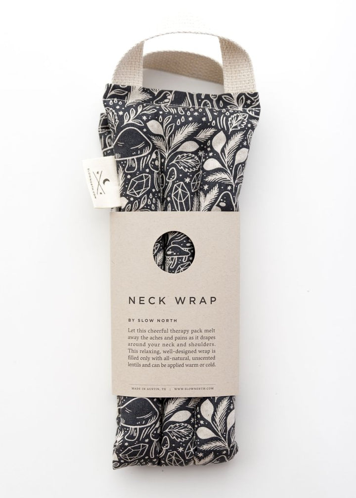 Mystical Mushroom Neck Wrap Therapy Pack