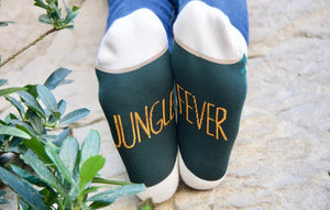 Jungle Fever Socks