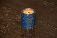 Yellowstone Candle