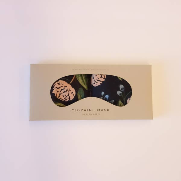 Blue Peonies Eye Mask Therapy Pack