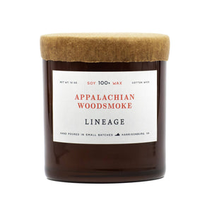 Appalachian Woodsmoke Candle