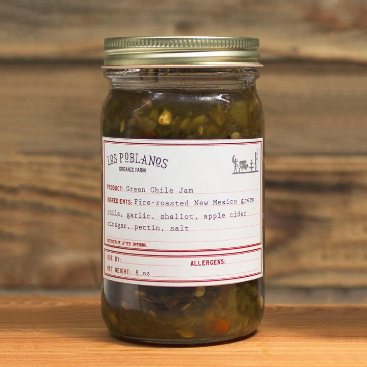 Green Chile Jam
