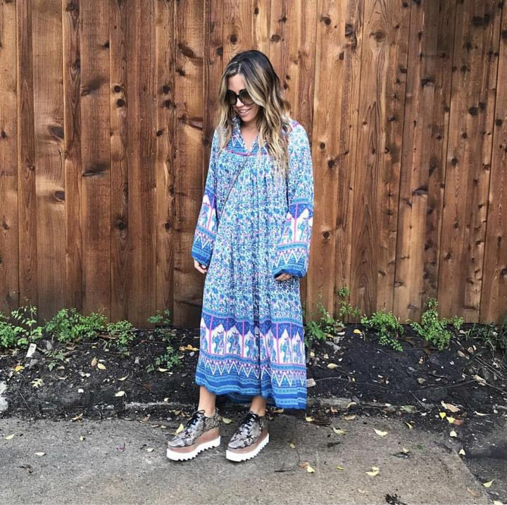 ModernSoul Miami Caftan Dress