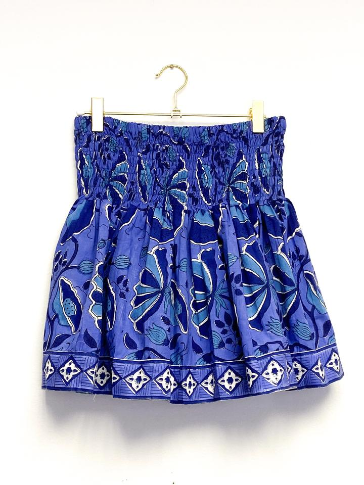 ModernSoul Morning Glory Mini Skirt