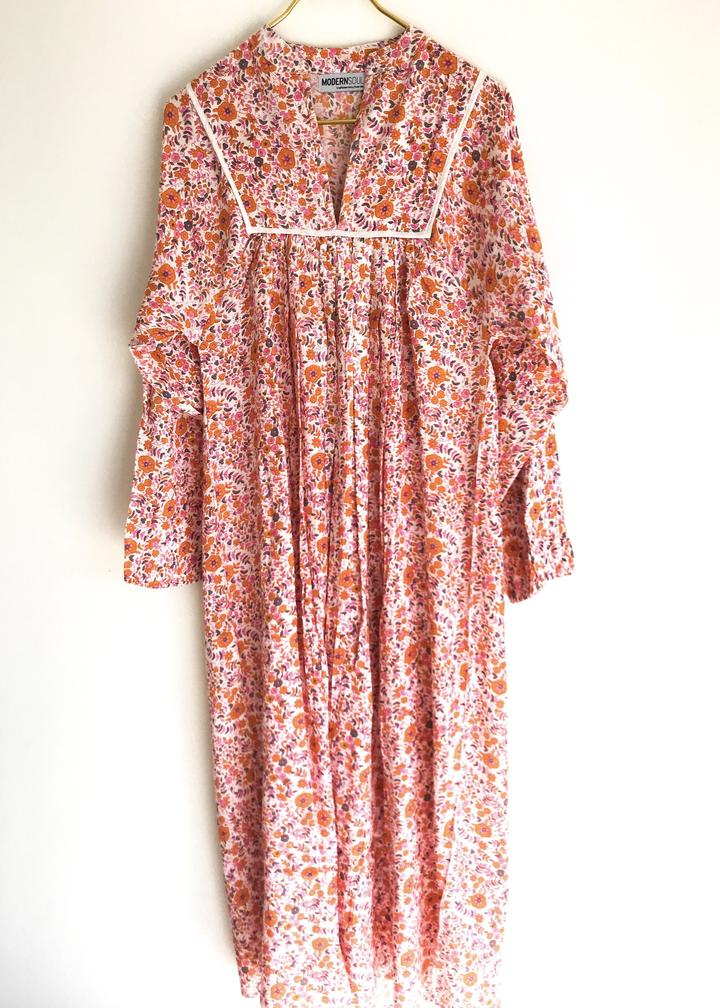 ModernSoul Poppy Caftan Dress