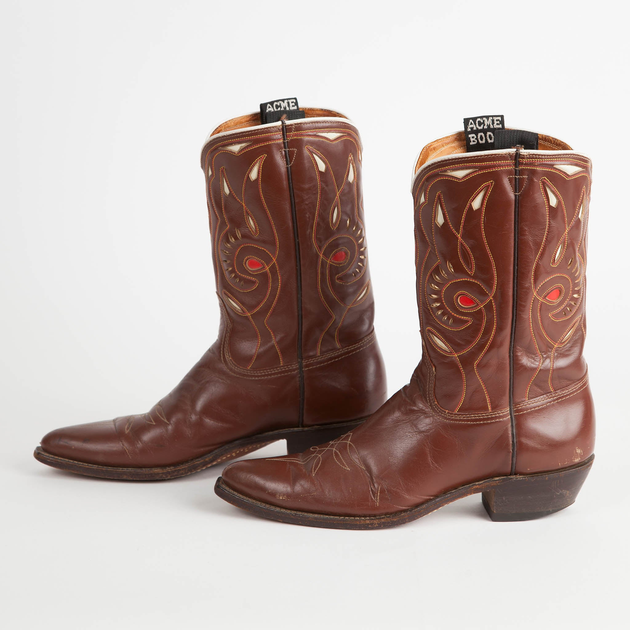 5a13494431d Vintage Acme Pee Wee Shorty Cowboy Boots – Townsend Provisions