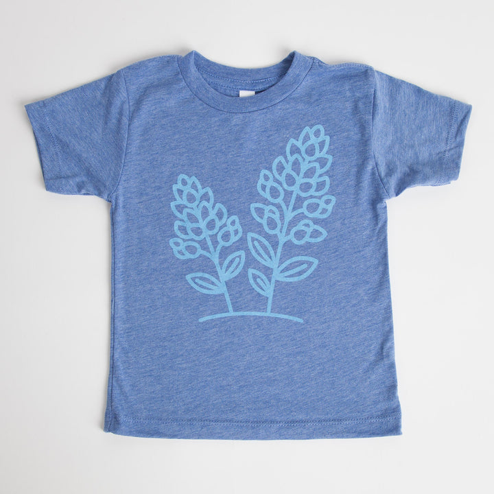Kids Bluebonnet Tee