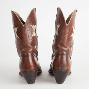 Vintage Pee Wee Shorty Cowboy Boots