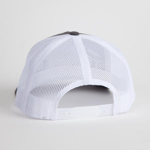 """Good Things"" Gray Mesh Snap Back Hat"
