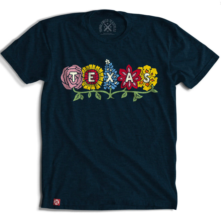 Wildflower Texas Tee