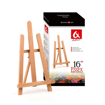 Beech Wood 39cm / 16 inches Artists Table Top Easel
