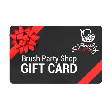 Brush Party Shop Gift Card