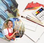 Brush Party Club Subscription - Unlimited access to online painting tutorials