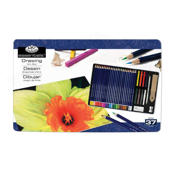 Royal & Langnickel Colour Pencil Drawing Set
