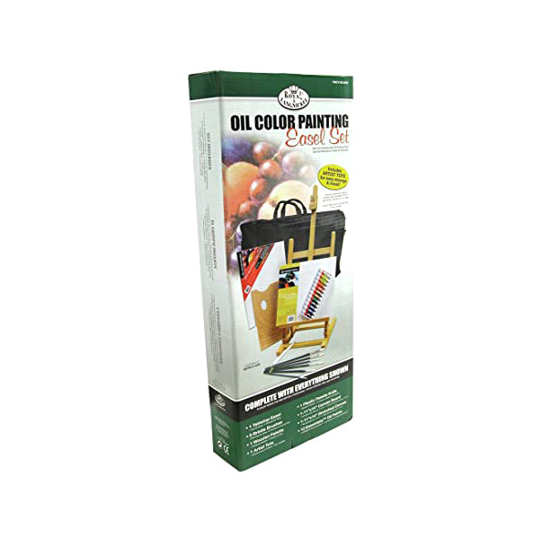 Royal & Langnickel Oil Colour Painting Set with Easel