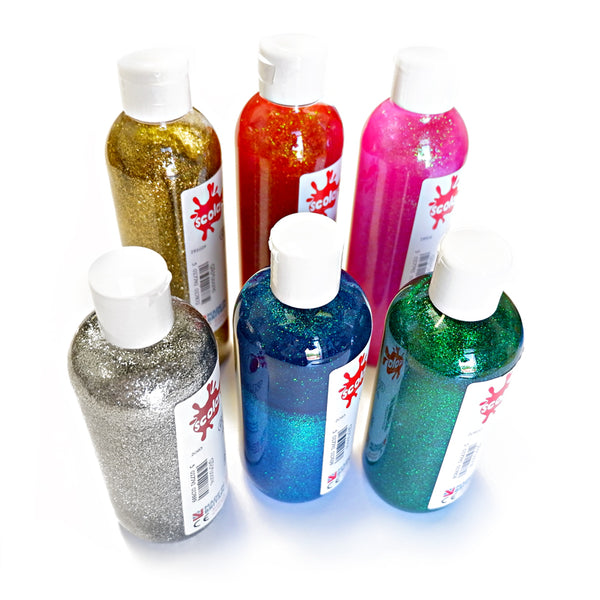 Scola Art Mix Glitter Paint