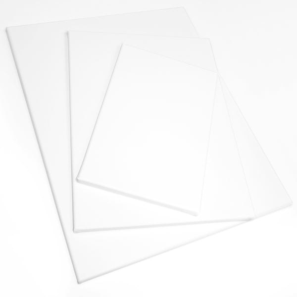 Pack of 3 assorted size Canvases