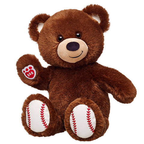 Baseball Bear Fan Set