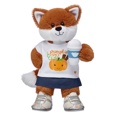 Red Pumpkin Spice Fox