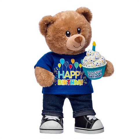 Birthday Boy Teddy