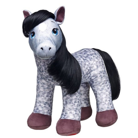 Horses & Hearts Riding Club Appaloosa Gray Horse