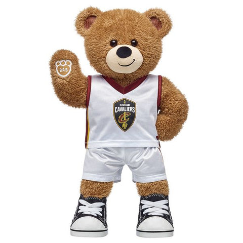 Cleveland Cavaliers Fan Set from Build-A-Bear Workshop