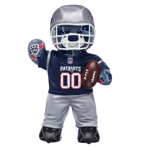 New England Patriots Bear