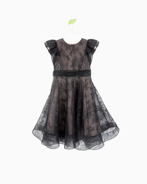 Black Darlington Dress