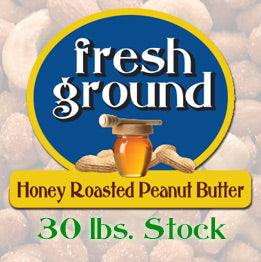 Honey Roasted Nut Butter Stock (30 lb.)