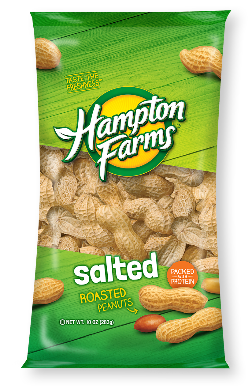 Salted Fancy Peanuts