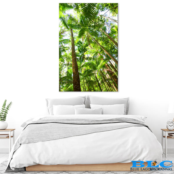 Outback Jungle Canvas Print