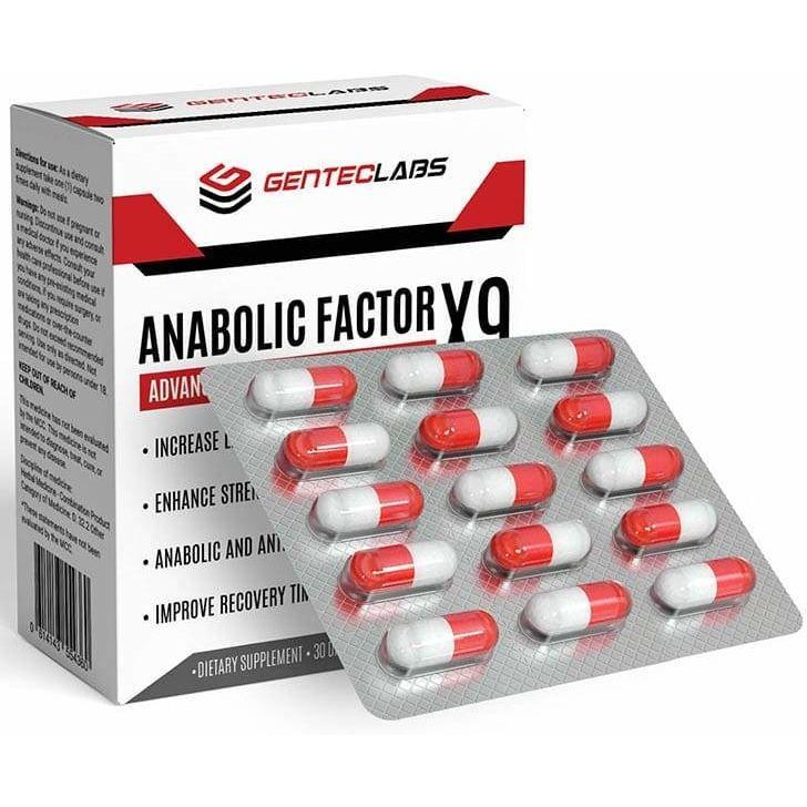 Anabolic Factor X9 – BUY 2 GET 1 FREE