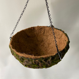 Rustic Hanging Basket Large