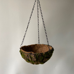 Rustic Hanging Basket Small