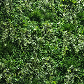 Standard Vertical Garden Panel with Ivy