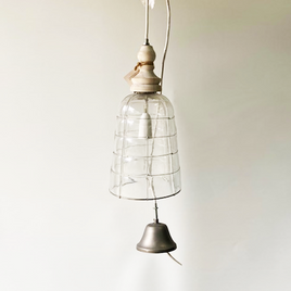 Designer Industrial Style Light Fitting (Large)