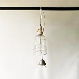 Designer Industrial Style Light Fitting (Medium)